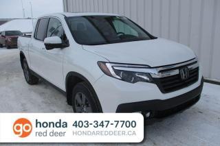 New 2020 Honda Ridgeline EX-L for sale in Red Deer, AB
