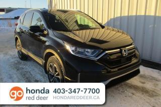 New 2020 Honda CR-V EX-L for sale in Red Deer, AB