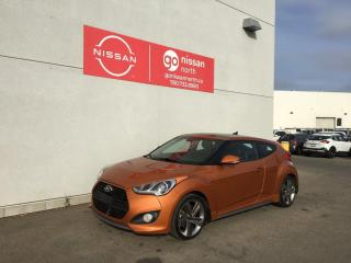 Used 2015 Hyundai Veloster Turbo 3dr FWD Hatchback for sale in Edmonton, AB