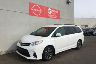 Used 2020 Toyota Sienna LE 4dr AWD Passenger Van for sale in Edmonton, AB