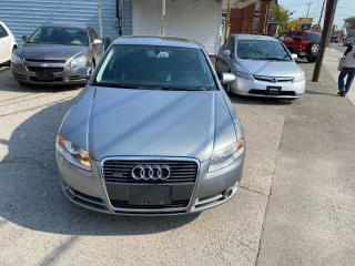 Used 2007 Audi A4 for sale in London, ON