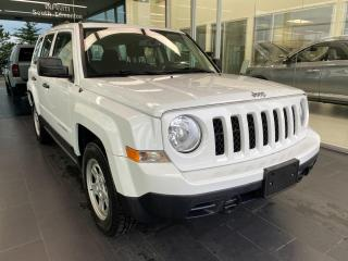 Used 2017 Jeep Patriot Sport, BLUETOOTH, CRUISE CONTROL, A/C for sale in Edmonton, AB