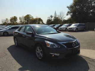 Used 2013 Nissan Altima 2.5 SV. EXTRA SET OF WINTER TIRES INCLUDED for sale in London, ON