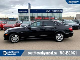 Used 2012 Mercedes-Benz E-Class E 300/AWD/NAVI/BACKUP CAM/HEATED SEATS for sale in Edmonton, AB