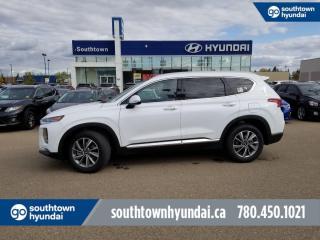 New 2020 Hyundai Santa Fe Sun and Leather - 2.4L Leather, Pano Roof, Bluelink, Blindspot Monitors, Push Button, Lane Keep Assist, Reverse Sensors for sale in Edmonton, AB