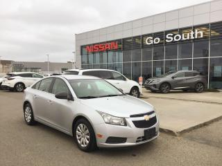Used 2011 Chevrolet Cruze 1LT, AUTO - FINANCING AVAILABLE for sale in Edmonton, AB