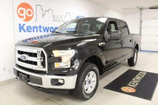 Used 2016 Ford F-150 One Owner   Clean Trade   4x4   Super Crew   LOW KM   Hands Free for sale in Edmonton, AB