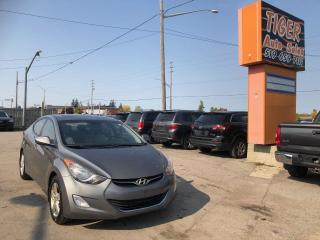 Used 2012 Hyundai Elantra GLS**AUTO**ALLOYS**RUNS GREAT**CERTIFIED for sale in London, ON