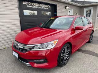 Used 2017 Honda Accord Sport for sale in Kingston, ON