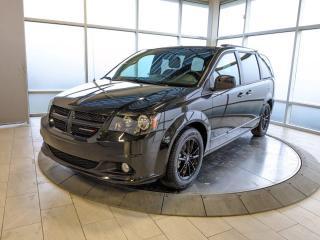 Used 2019 Dodge Grand Caravan GT / DVD ENTERTAINMENT/NAV for sale in Edmonton, AB