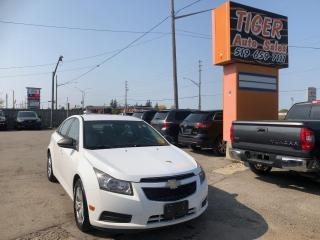 Used 2011 Chevrolet Cruze LS*ONLY 139KMS**ALLOYS**CERTIFIED for sale in London, ON