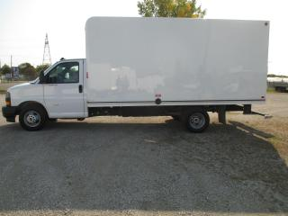 Used 2019 GMC Savana 3500.16 FT.UNICELL BODY for sale in London, ON