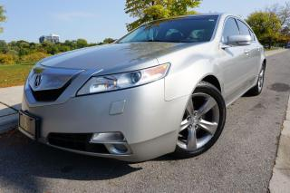 Used 2010 Acura TL UNICORN / 6 SPD/ NO ACCIDENTS/ ONTARIO CAR/ LOADED for sale in Etobicoke, ON