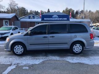 Used 2014 Dodge Grand Caravan SE for sale in Flesherton, ON