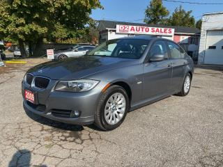 Used 2009 BMW 3 Series 323i/Automatic/Bluetooth/Htd Seats/Certified for sale in Scarborough, ON