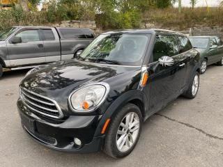 Used 2014 MINI Cooper Paceman for sale in Kingston, ON
