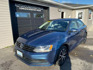 Used 2015 Volkswagen Jetta comfortline for sale in Kingston, ON