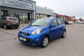Used 2016 Nissan Micra S for sale in Calgary, AB