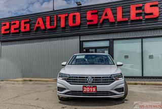 Used 2019 Volkswagen Jetta COMFORTLINE ACCIDENT FREE BACKUP CAM CAR PLAY for sale in Brampton, ON