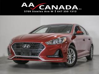 Used 2019 Hyundai Sonata CLEAN CARFAX | BACK UP CAM | HEATED SEATS| for sale in North York, ON