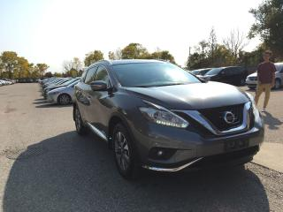 Used 2015 Nissan Murano SL. NAVI-LEATHER -REAR CAMERA for sale in London, ON