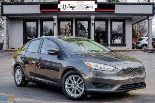 Used 2015 Ford Focus SE for sale in Ancaster, ON