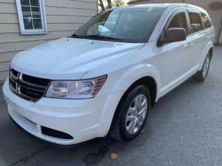 Used 2017 Dodge Journey Canada Value Pkg for sale in Oshawa, ON