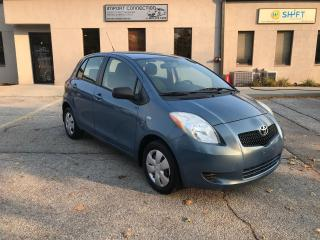 Used 2007 Toyota Yaris CERTIFIED!ABS,POWER PKG. !! for sale in Burlington, ON