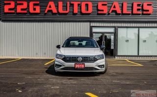 Used 2019 Volkswagen Jetta HIGHLINE|RLINE|ACCIDENT FREE|REMOTE STARTER|LEATHE for sale in Brampton, ON