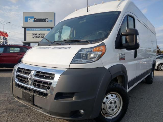 """2018 RAM Cargo Van 2500 HIGH ROOF 159"""""""