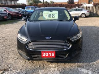 Used 2016 Ford Fusion SE for sale in Hamilton, ON