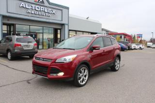 Used 2016 Ford Escape Titanium for sale in Calgary, AB