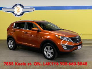 Used 2011 Kia Sportage EX 2 Years Warranty for sale in Vaughan, ON