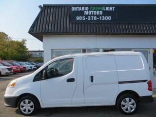 Used 2015 Chevrolet City Express LT,SUPER CLEAN,SHELVES,DIVIDER,NISSAN NV200,BACK U for sale in Mississauga, ON