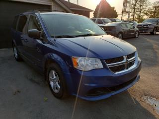 Used 2011 Dodge Grand Caravan SXT*DVD*REARVIEW CAM*BLUETOOTH* for sale in Hamilton, ON