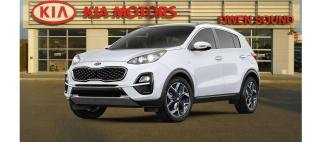 New 2021 Kia Sportage EX PREMIUM S for sale in Owen Sound, ON