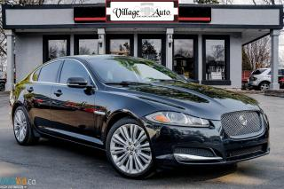 Used 2012 Jaguar XF Portfolio w/Sport Pkg for sale in Ancaster, ON