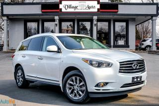 Used 2014 Infiniti QX60 AWD for sale in Ancaster, ON