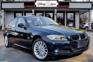 Used 2011 BMW 3 Series 328i X-Drive Executive Edition for sale in Ancaster, ON
