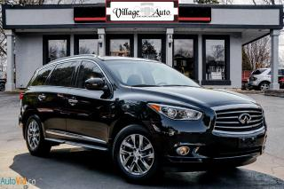 Used 2015 Infiniti QX60 AWD for sale in Ancaster, ON