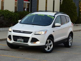 Used 2013 Ford Escape LEATHER,NAVIGATION,LOADED,NO-ACCIDENT,CERTIFIED, for sale in Mississauga, ON