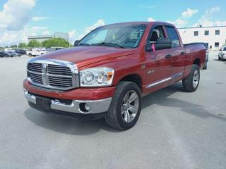 Used 2008 Dodge Ram 1500 SLT for sale in Innisfil, ON