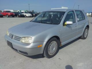 Used 2000 Volkswagen Golf GLS for sale in Innisfil, ON