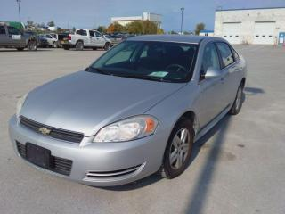 Used 2011 Chevrolet Impala LS for sale in Innisfil, ON