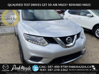 Used 2014 Nissan Rogue S AWD for sale in Sherwood Park, AB