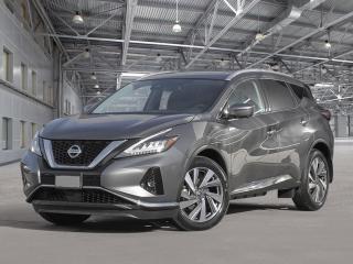New 2020 Nissan Murano SL Demo Savings! for sale in Winnipeg, MB