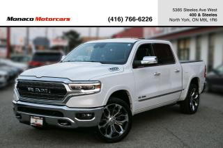 Used 2019 RAM 1500 LIMITED - ACC|LANEKEEP|BLINDSPOT|360 CAM|NAVI for sale in North York, ON