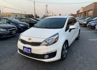 Used 2016 Kia Rio SX for sale in Hamilton, ON