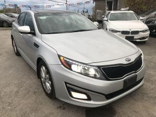 Used 2015 Kia Optima EX LUXURY for sale in Gloucester, ON