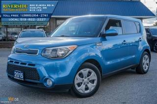 Used 2015 Kia Soul Base for sale in Guelph, ON